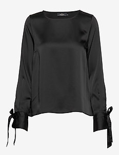 Kari Blouse - BLACK