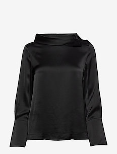 Isobel Blouse - BLACK