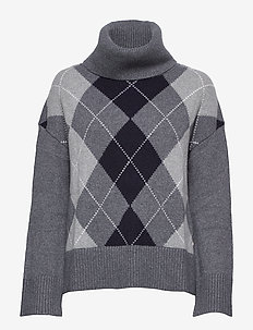 Marceline Knit - GREY