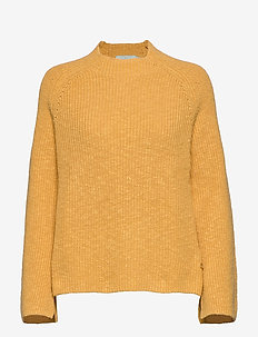 Adela Knit - gensere - yellow