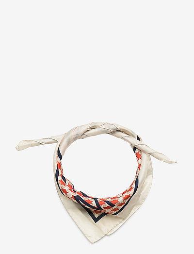 Rosine Scarf - tynde tørklæder - red