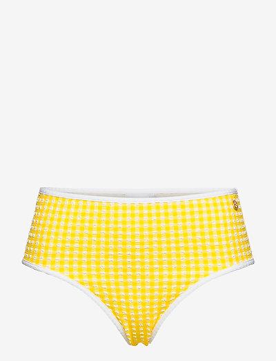 Esther Bikini Briefs - bas de maillot - yellow