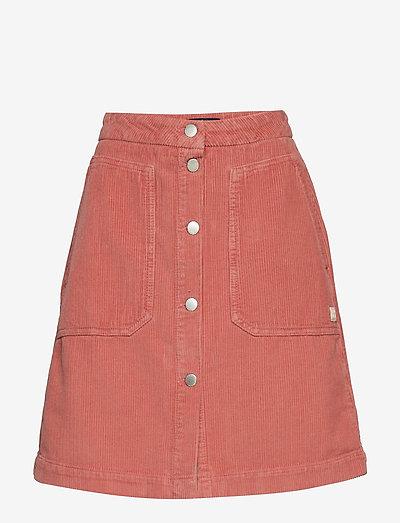 Alba Skirt - korte nederdele - pink