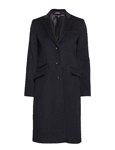 Loren Coat - BLACK