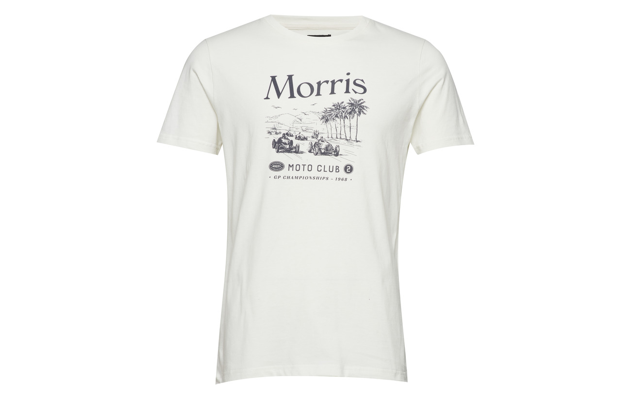 White Off Morris Morris Lyne Tee Off Tee Lyne White Morris RBOpqB