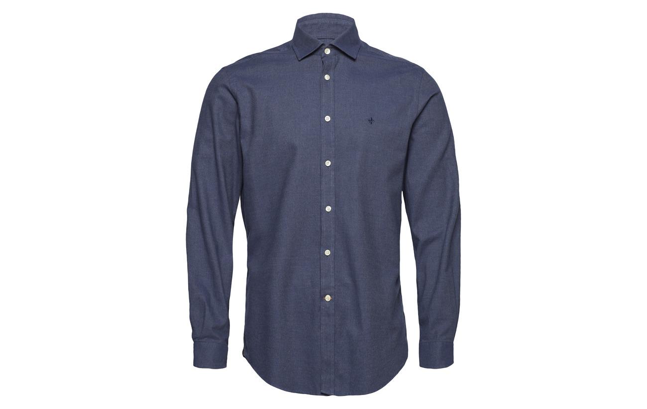 Collar Wine Lloyd Shirt Red Morris Spead xwq0gvvR8