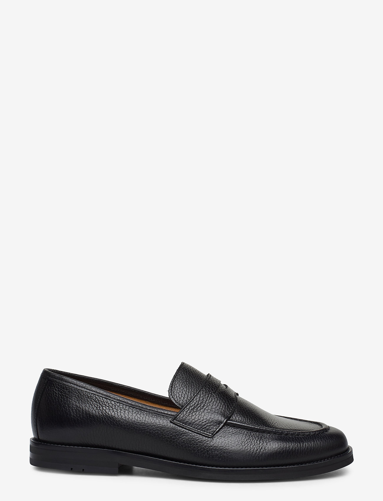 Morris - Morris Penny Loafers - loafers - black - 1
