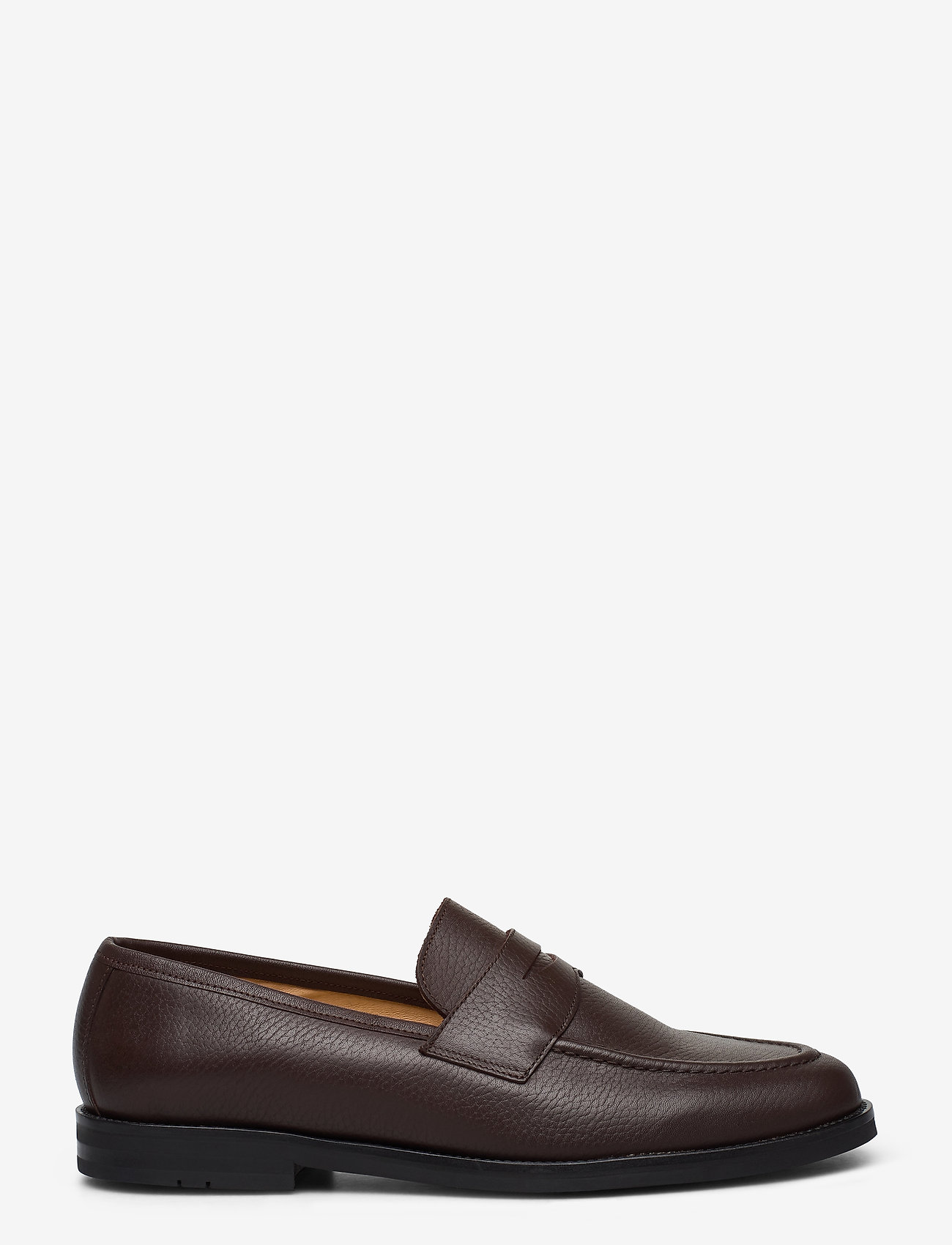 Morris - Morris Penny Loafers - loafers - brown - 1