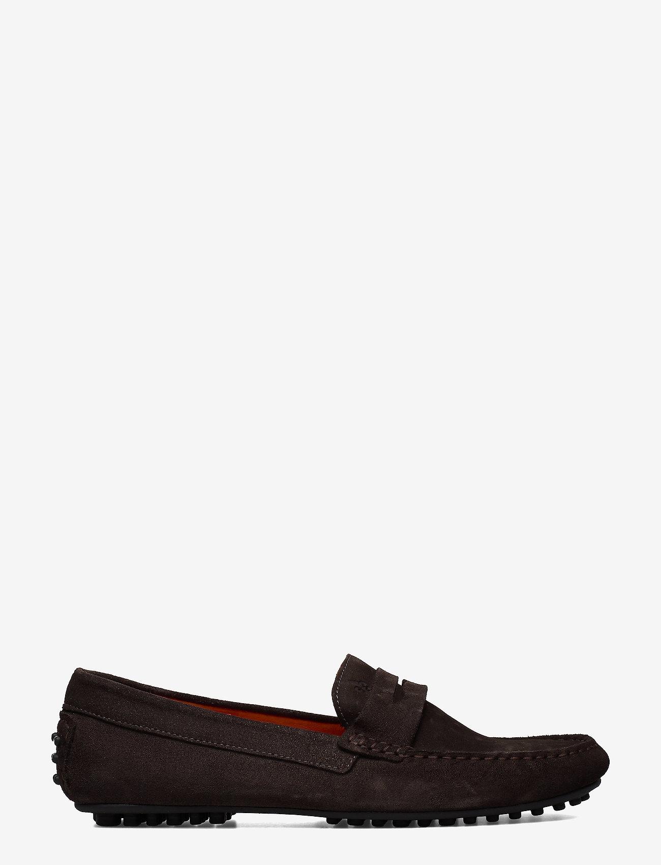 Morris - Agira Carshoe - loafers - brown - 1