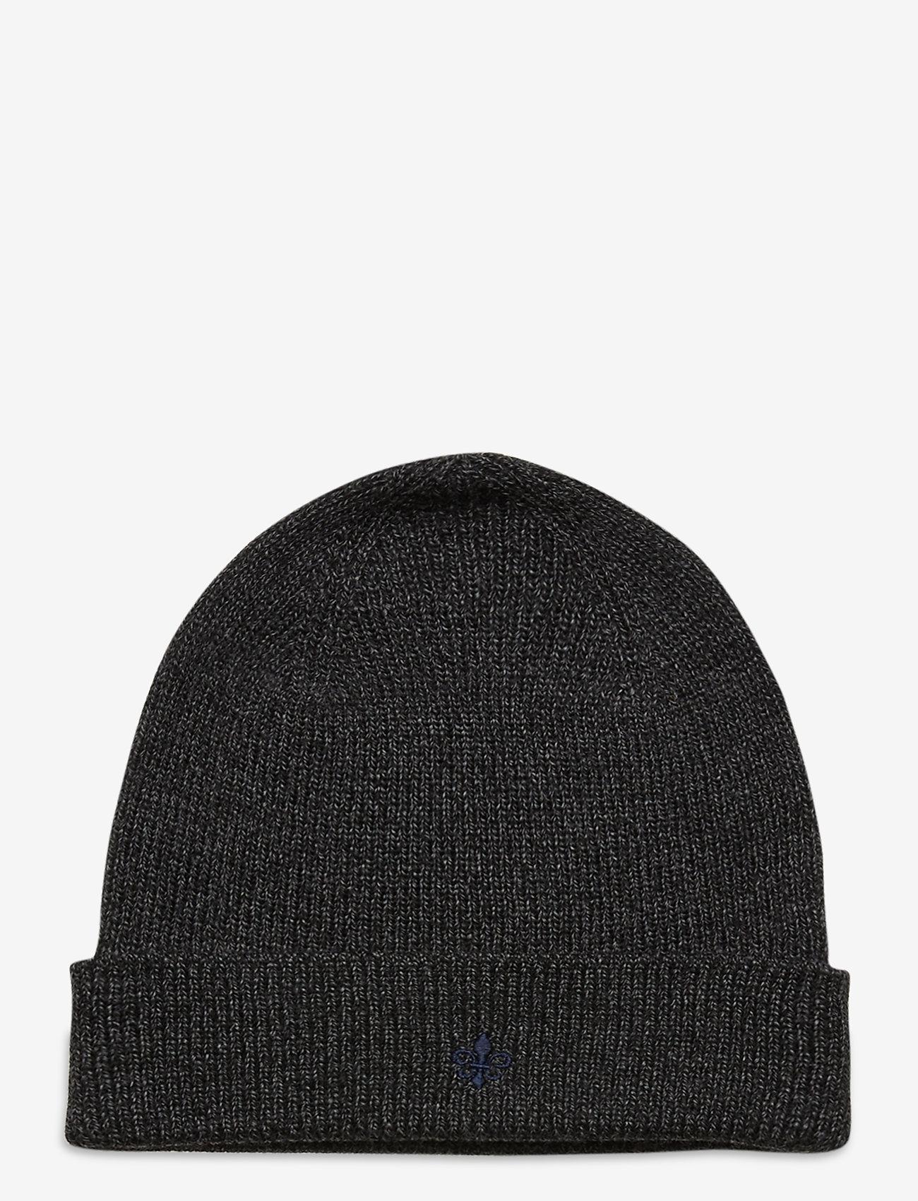 Morris - Wells Beanie - bonnet - grey - 0