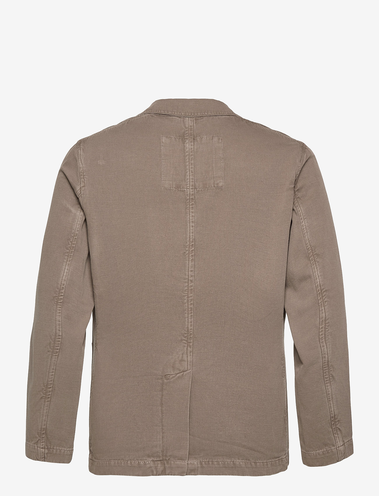 Morris - Claridge Blazer - single breasted blazers - brown - 1