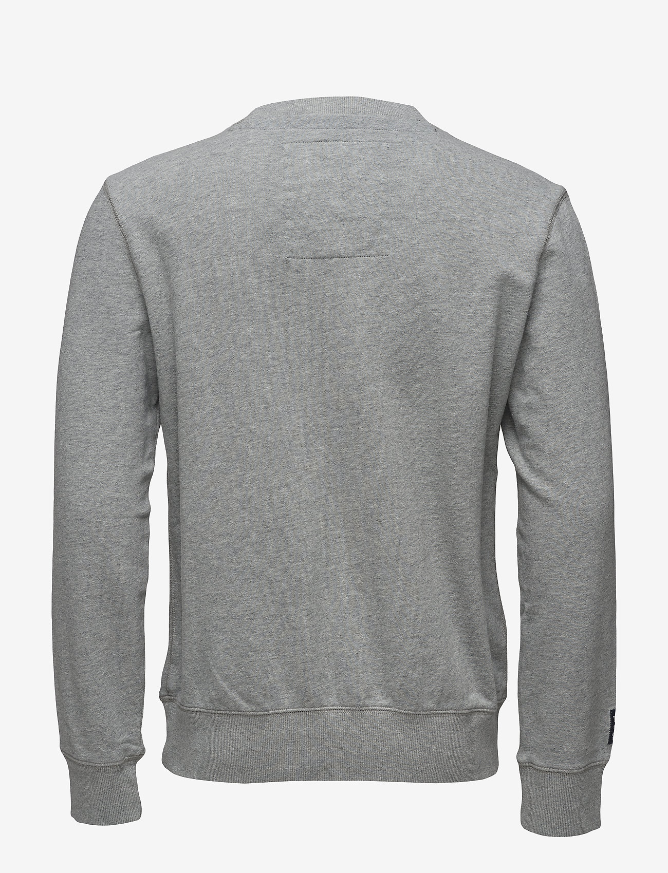 Morris - Brown Sweatshirt - sweatshirts - grey - 1