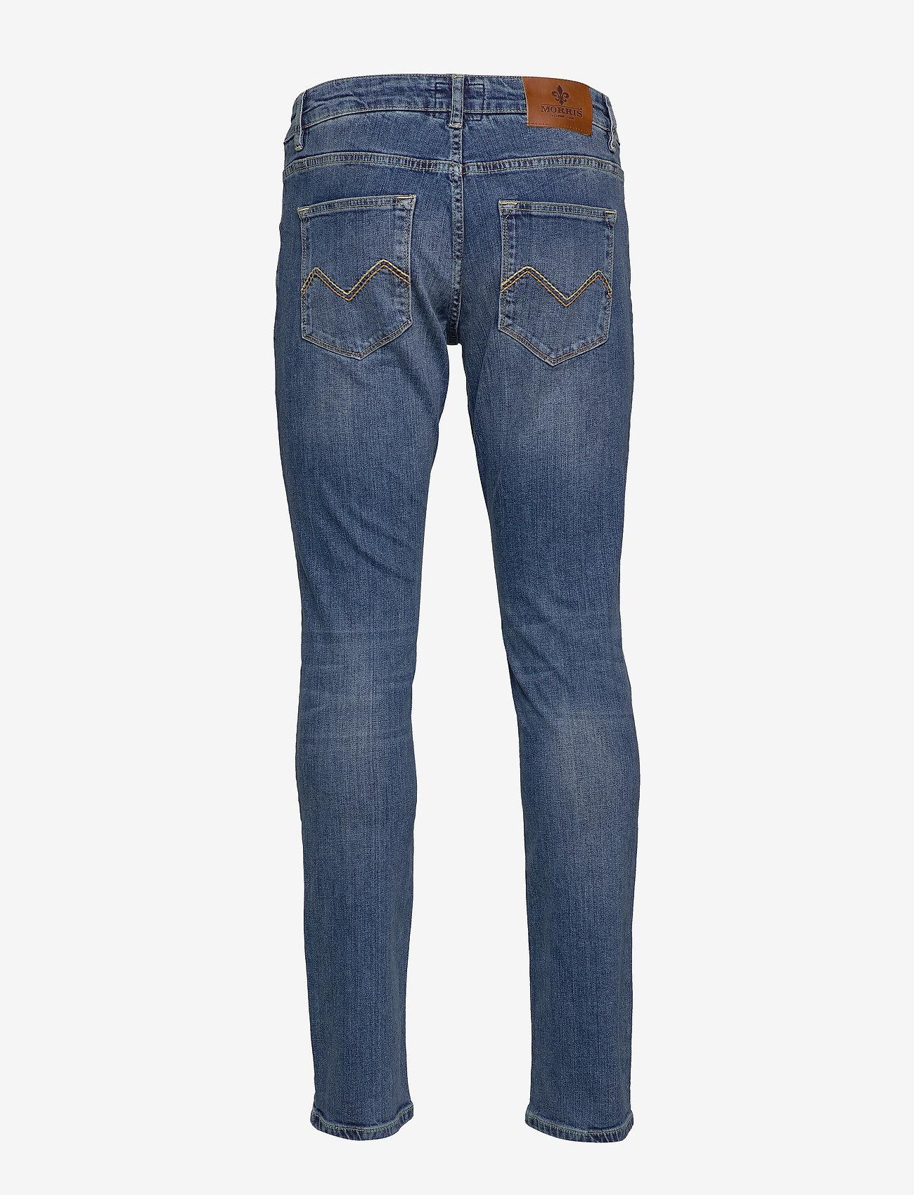 Morris Steve Jeans - Jeans SEMI DARK WASH - Menn Klær