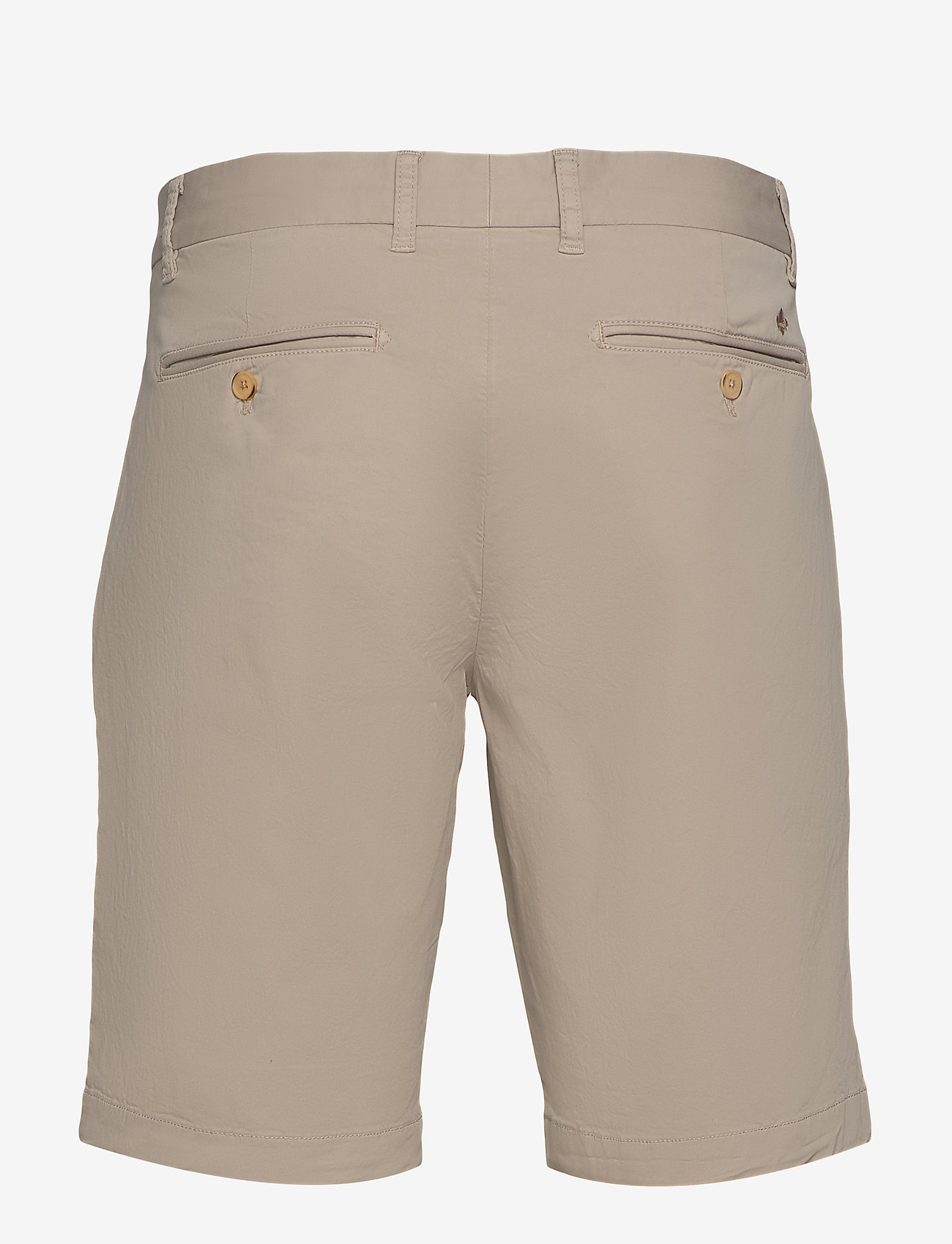 Morris - Regular Chino Shorts - spodenki chinos - khaki - 1