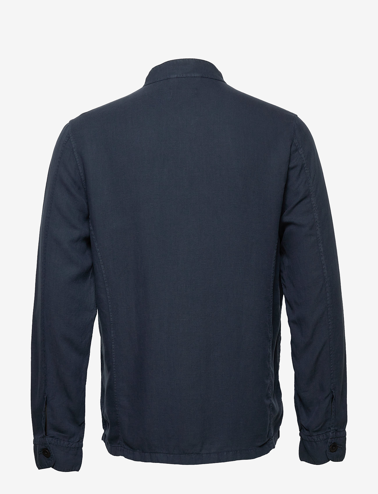 Morris - Corsoir Shirt Jacket - overshirts - blue - 1