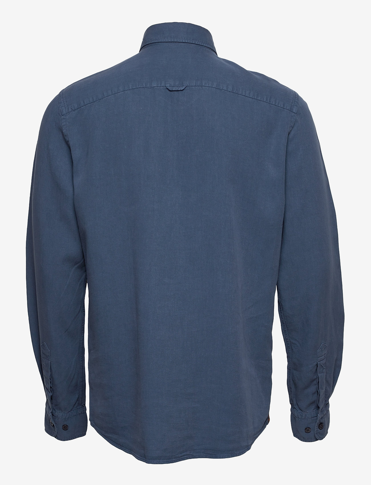 Morris - Lucien Button Down Shirt - geruite overhemden - blue - 1
