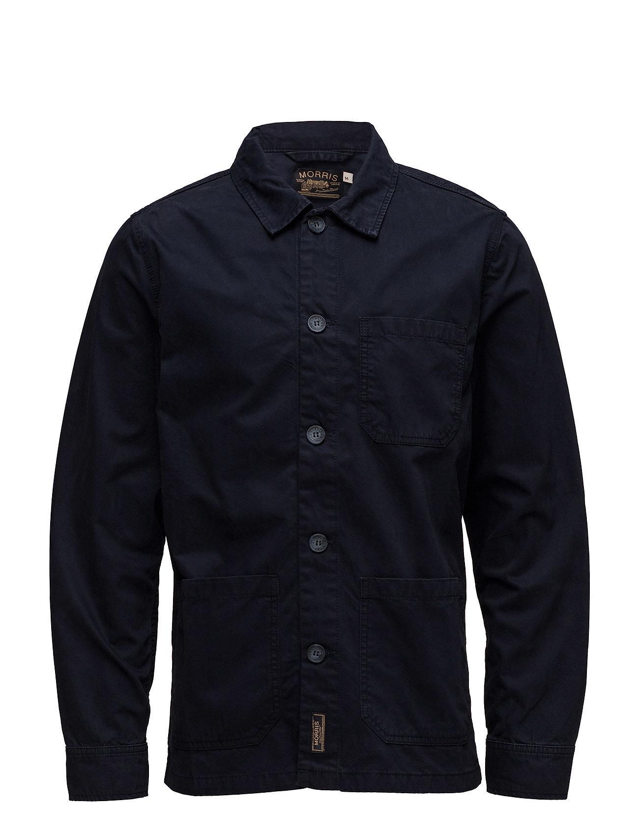 Henri Shirt Jacket - Morris