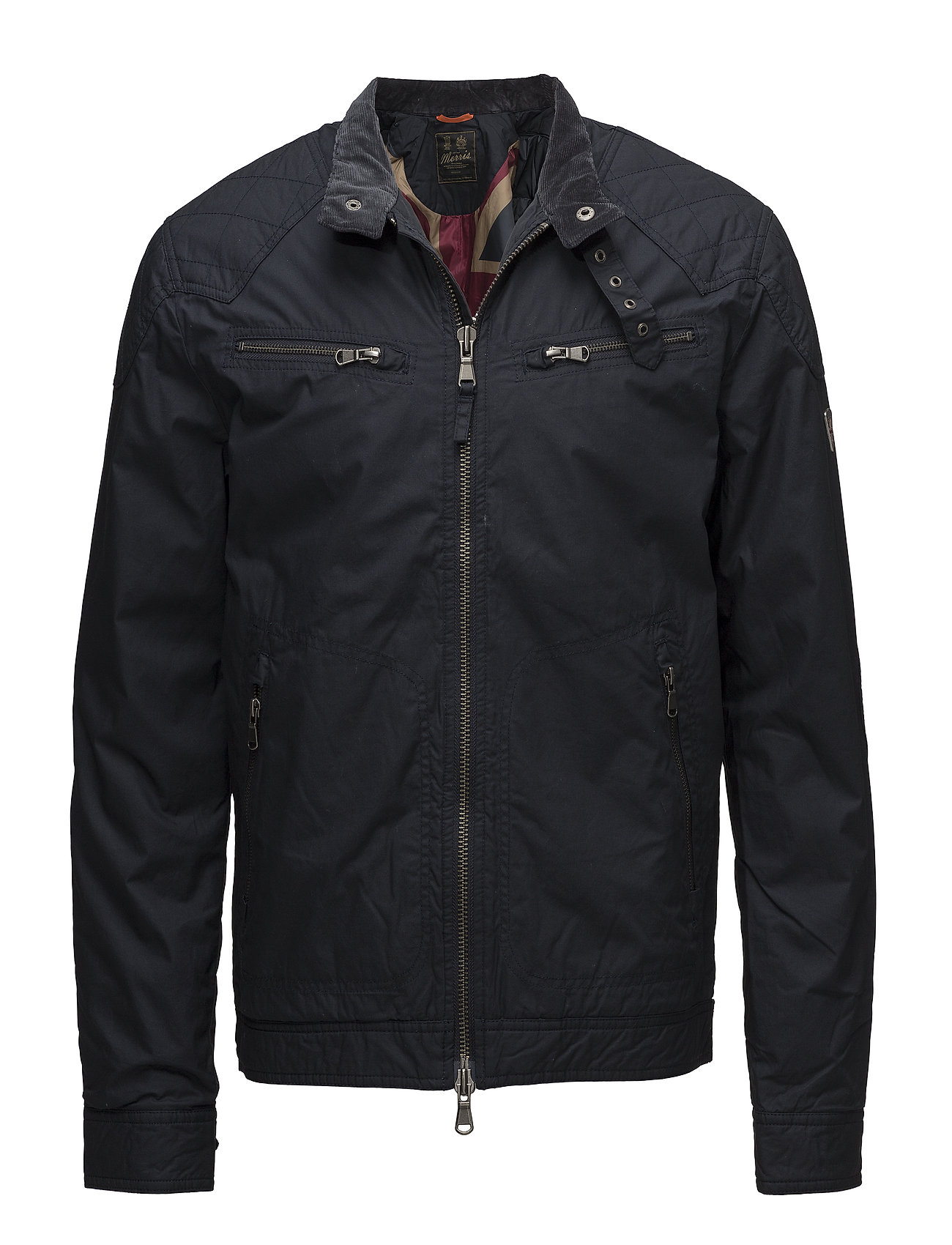 Morris Foxhill Jacket - OLD BLUE