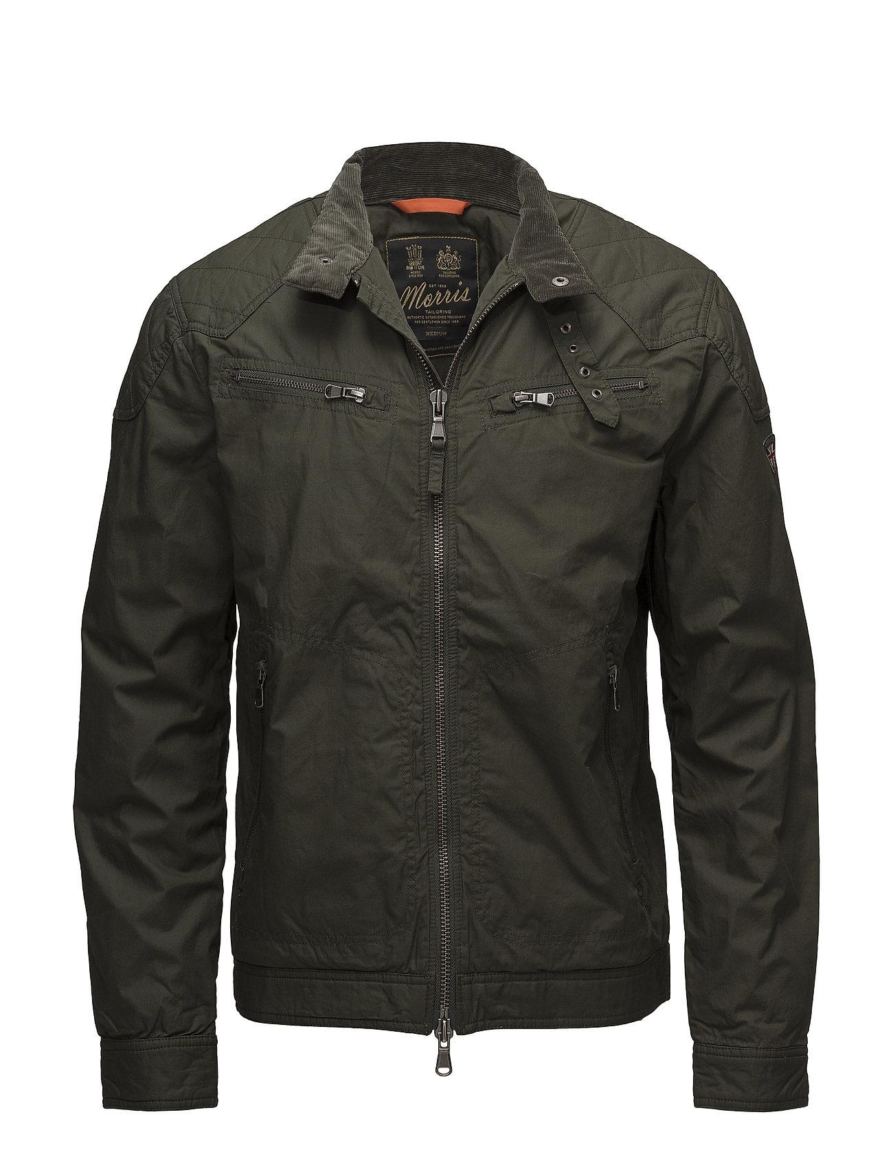 Morris Foxhill Jacket - OLIVE