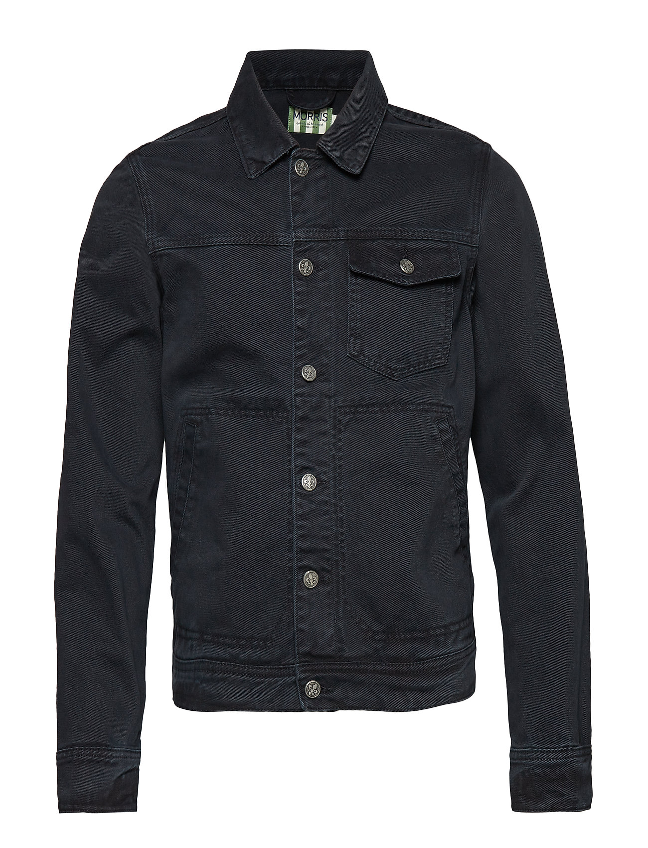 Morris Franklin Twill Jacket - NAVY