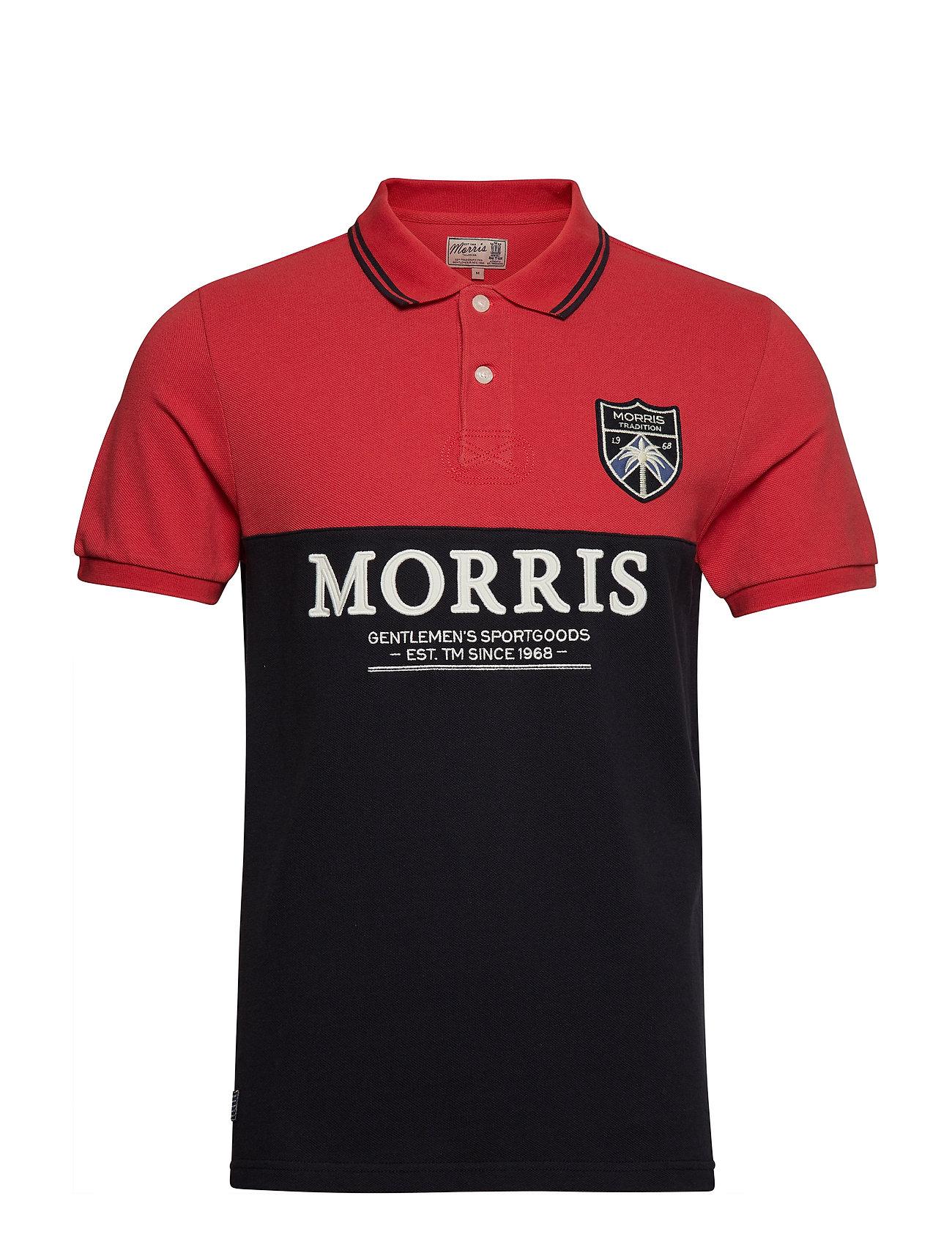 Morris Aiden Pique - RED
