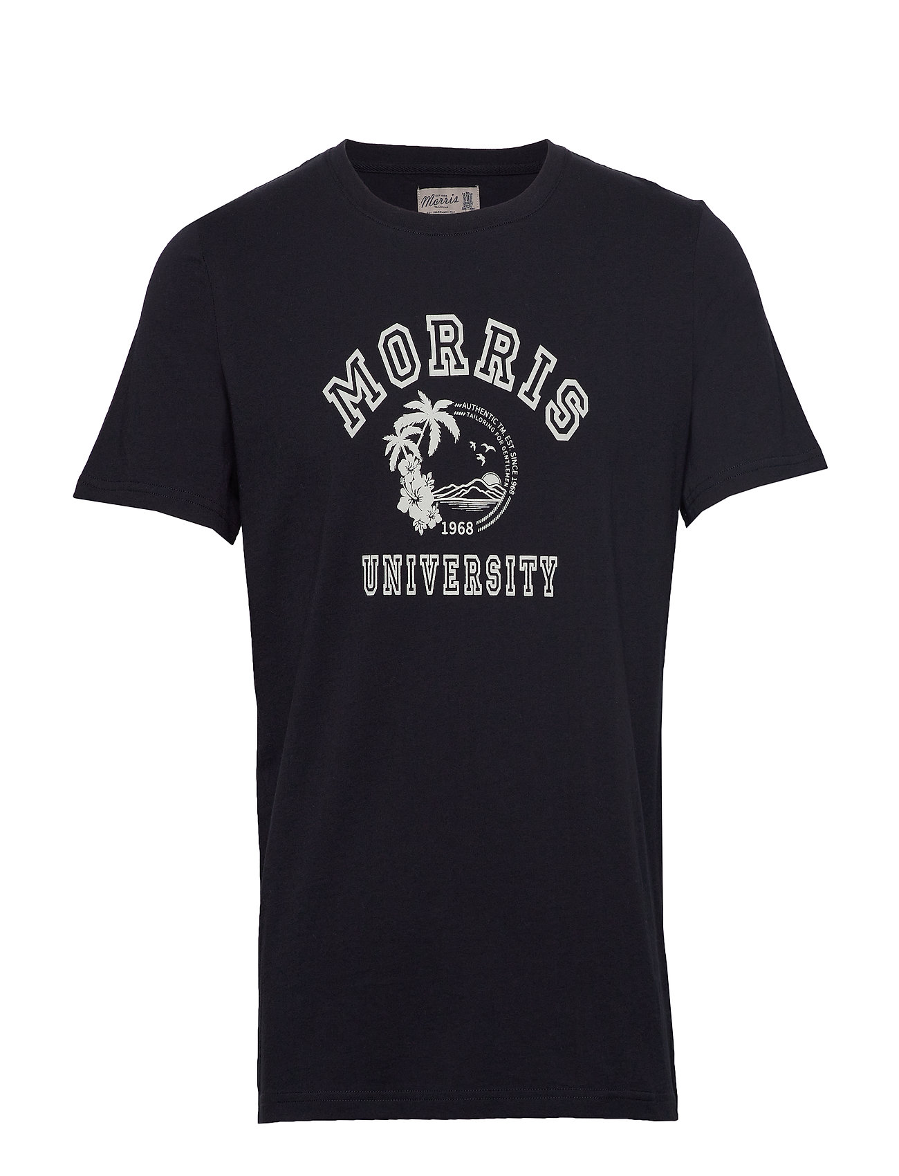 Image of Tahaa Tee T-shirt Blå Morris (3484678067)