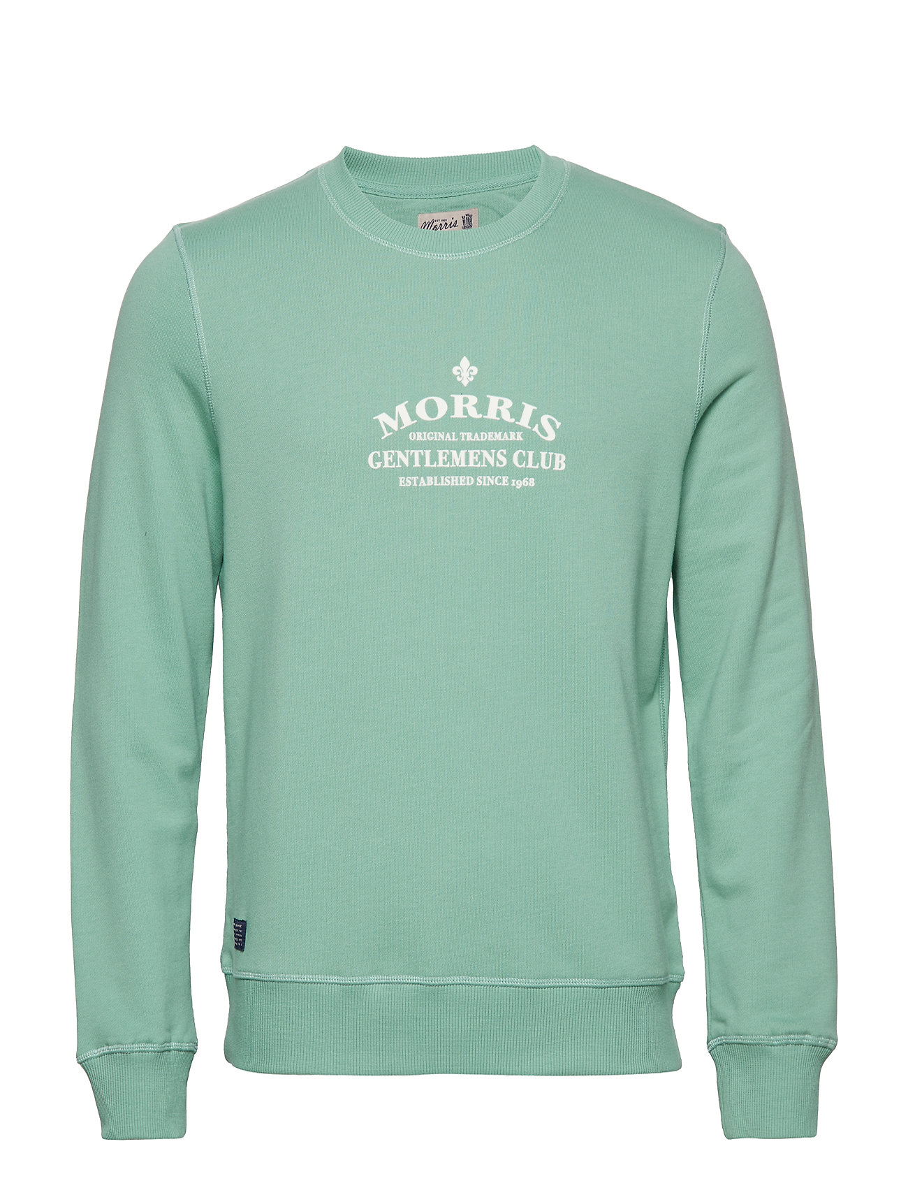 Morris Walker Sweatshirt - GREEN