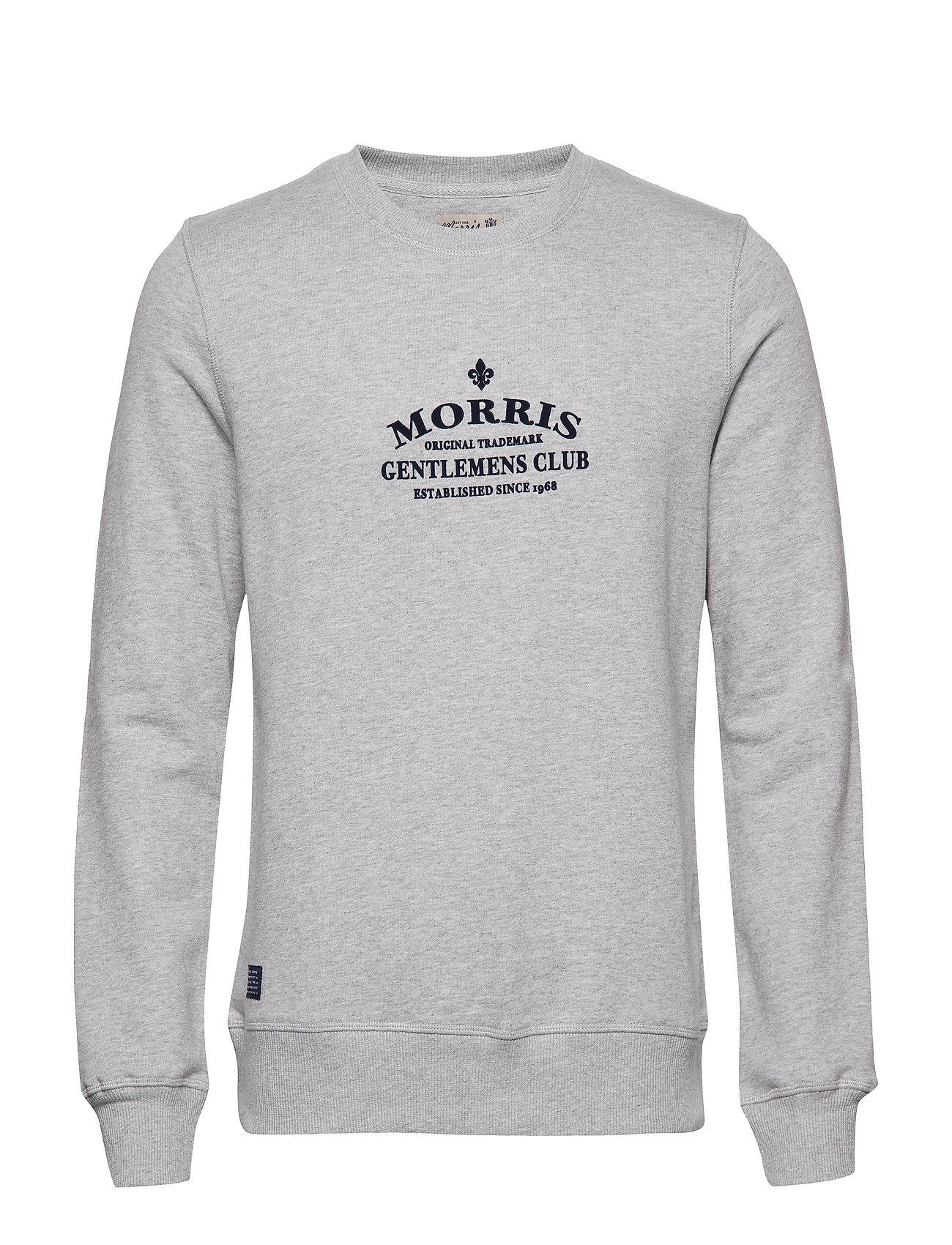 Morris Walker Sweatshirt - GREY