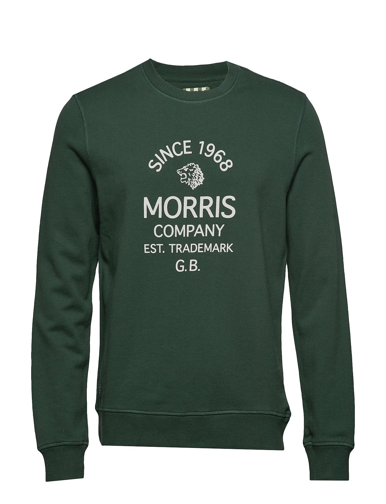 Morris Parker Sweatshirt - GREEN