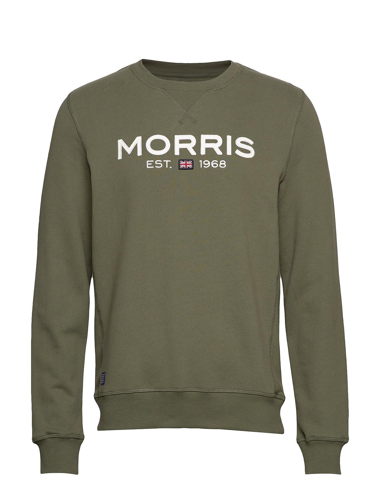 Morris Doyle Sweatshirt - OLIVE