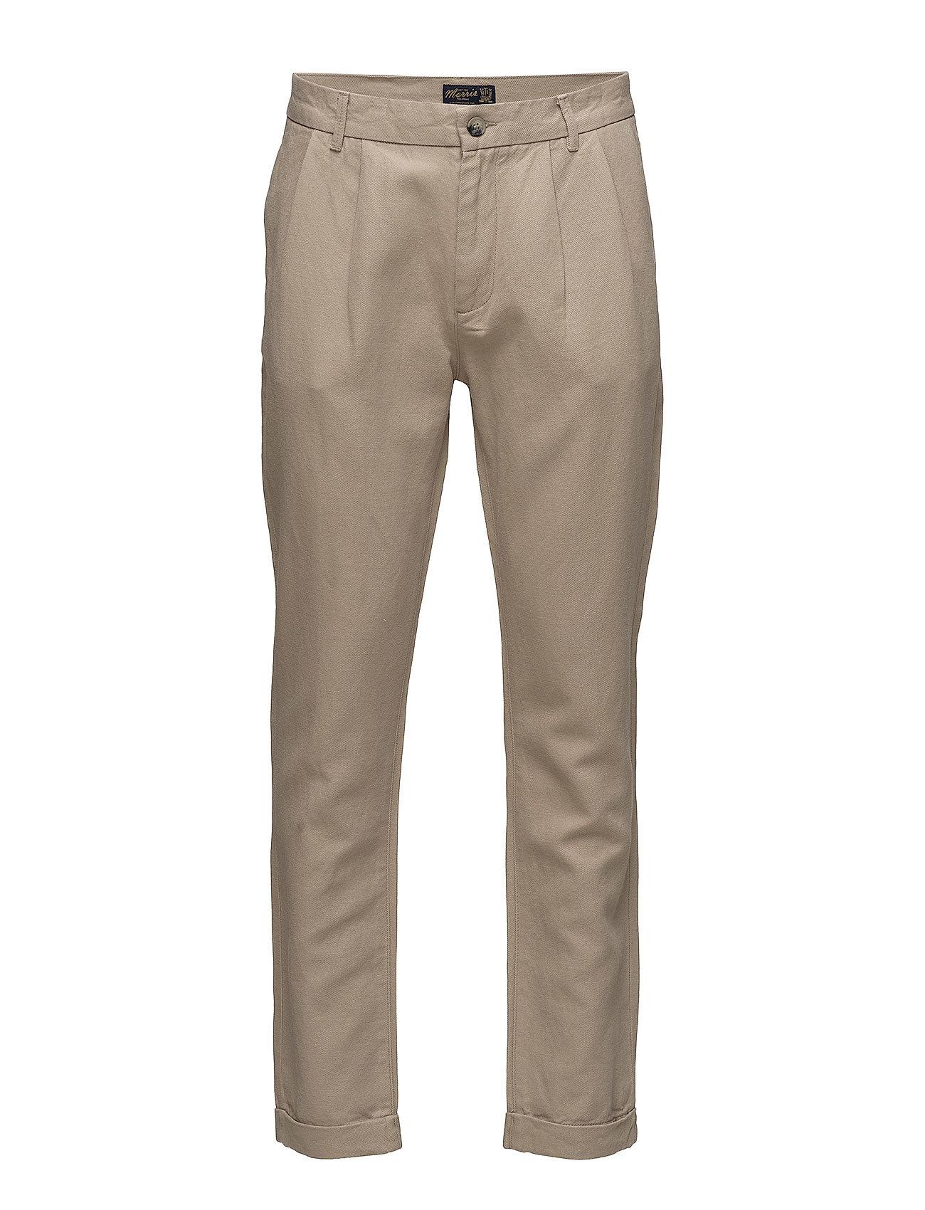 Morris Jaques Linen Pants - KHAKI