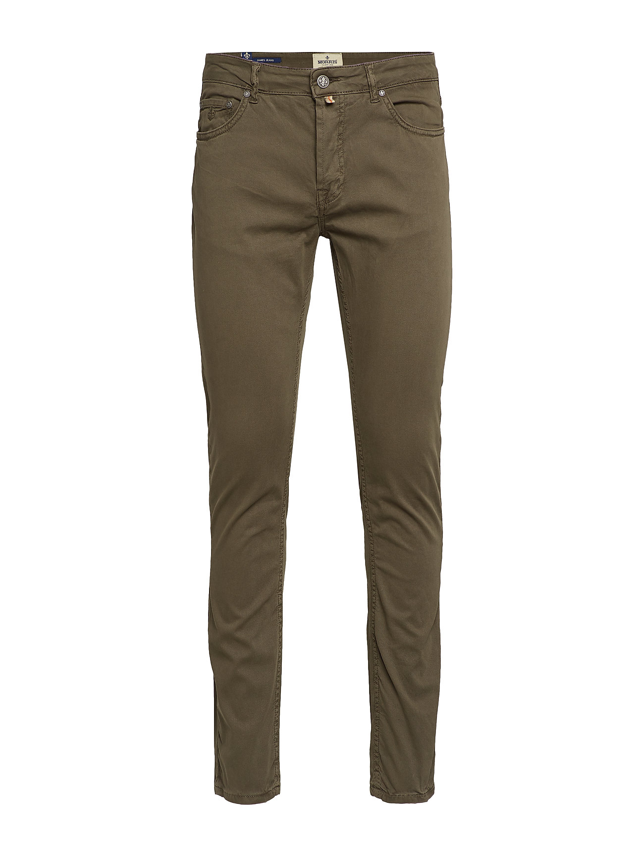 Morris James Textured 5-pkt - OLIVE