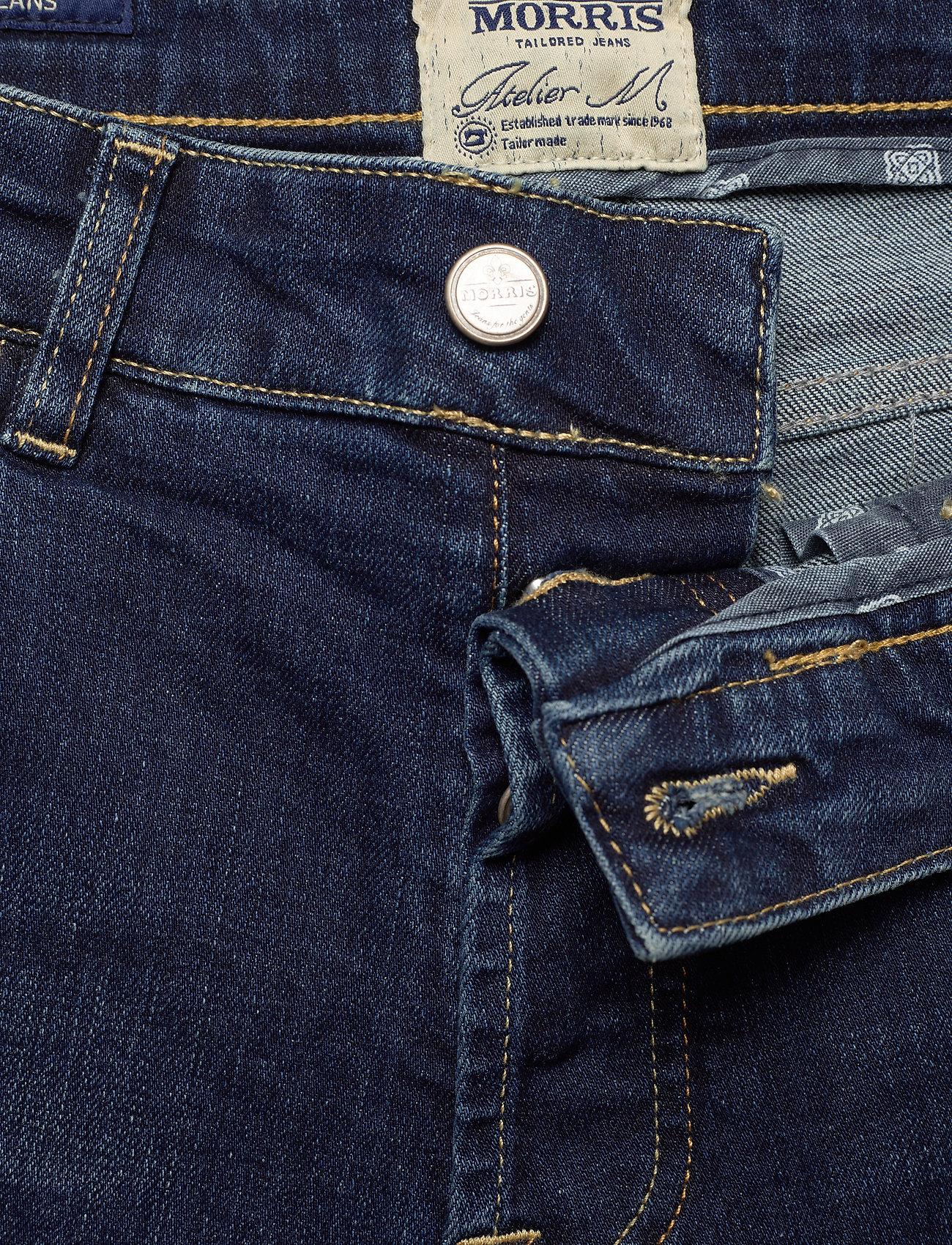Morris Steve Jeans - Jeans DARK WASH - Menn Klær