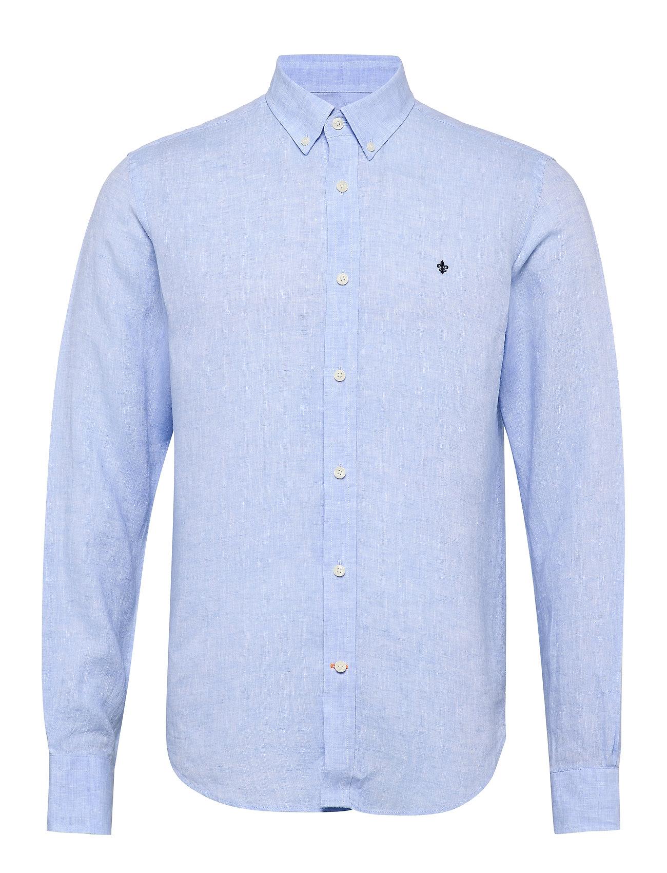 Morris Douglas Shirt - LIGHT BLUE