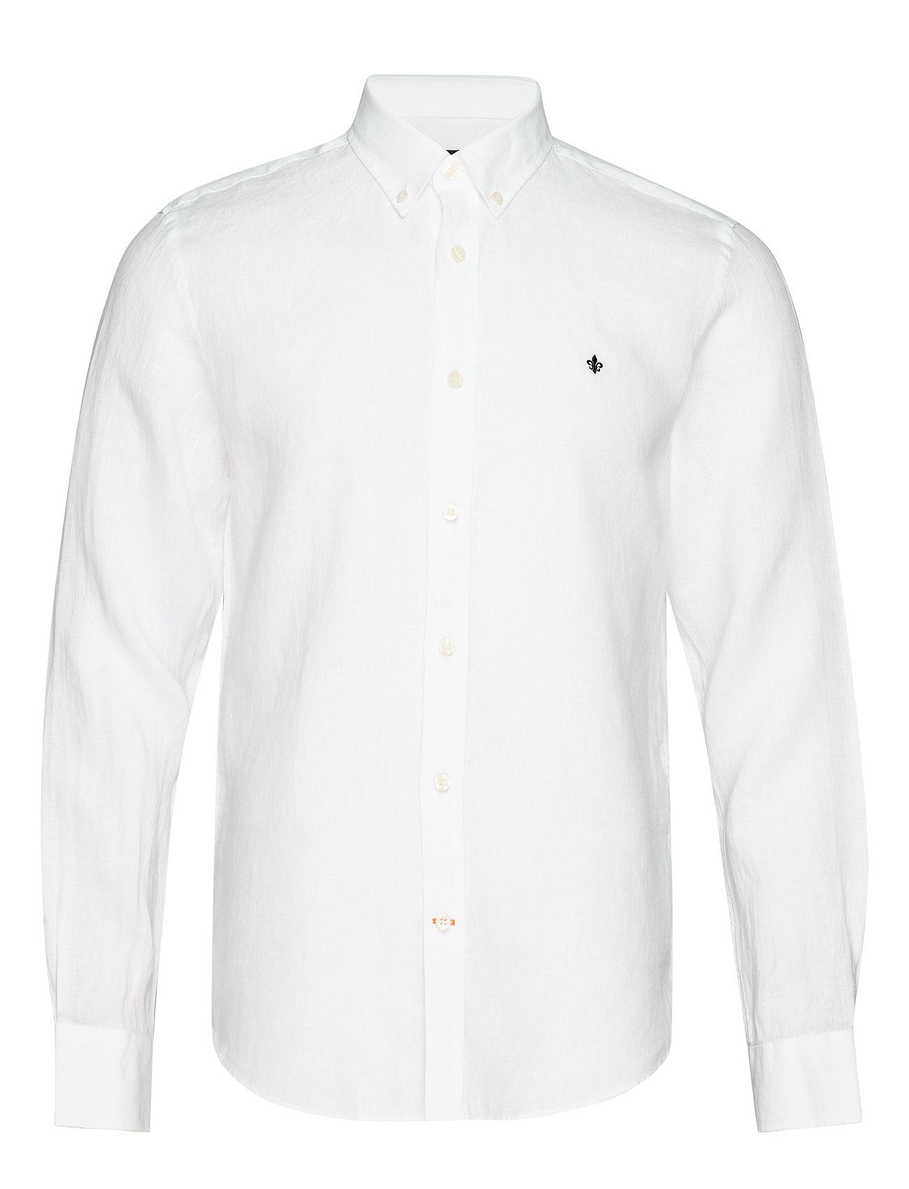 974ef036 Douglas Shirt (White) (£70) - Morris -   Boozt.com