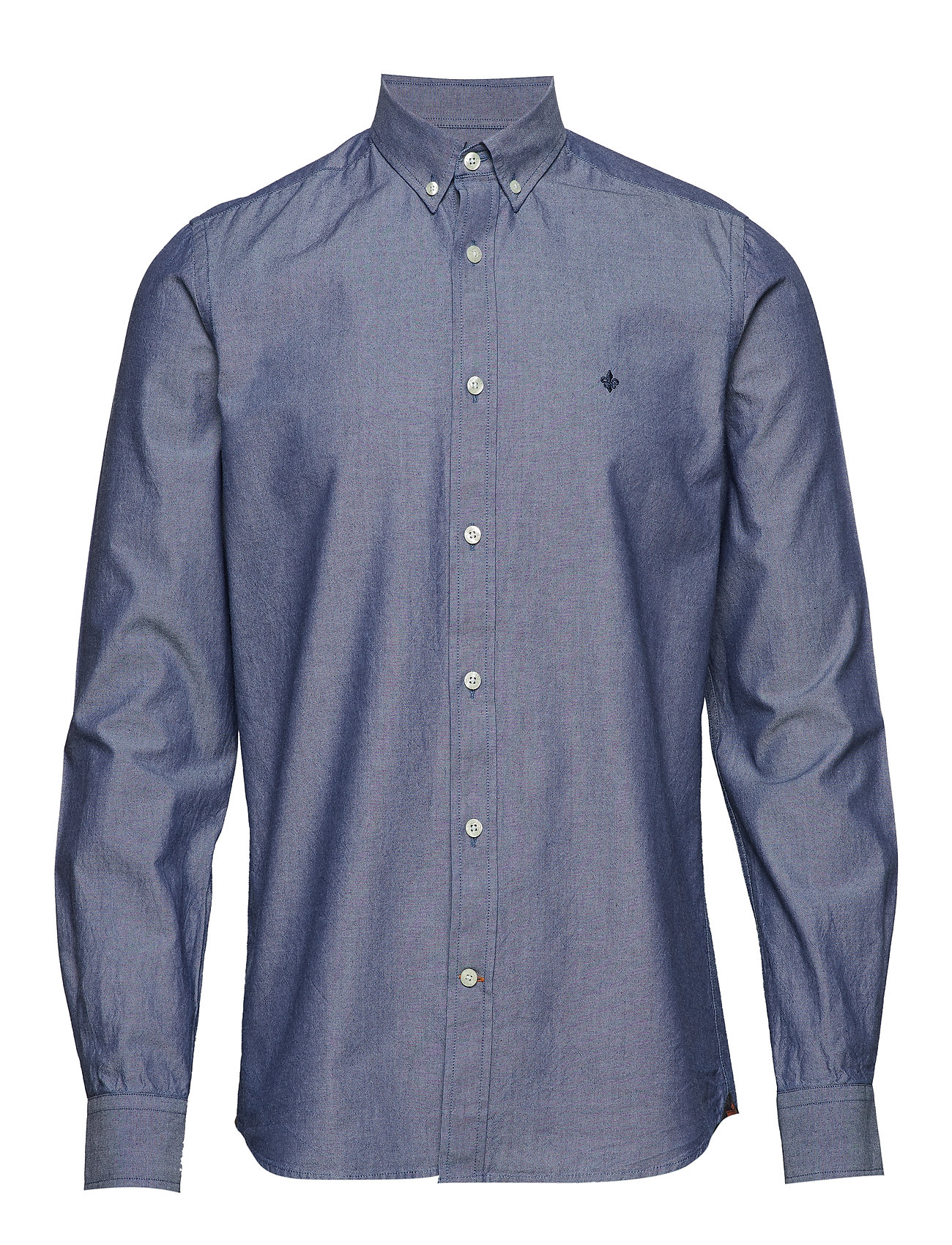 Morris Mike Button Down Shirt - BLUE