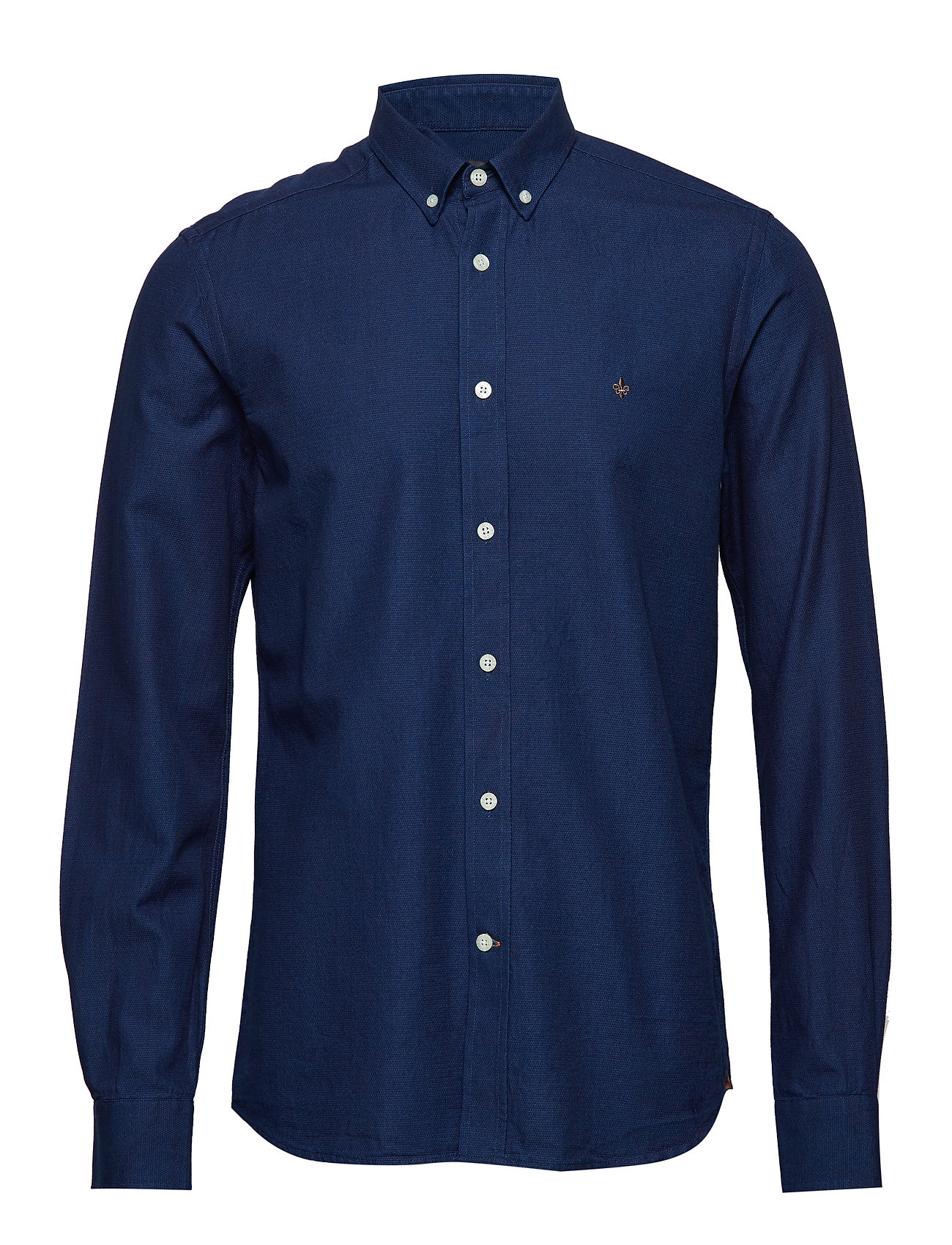 Morris Mike Button Down Shirt - OLD BLUE