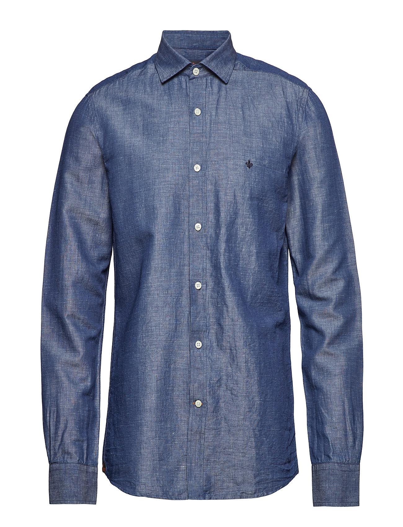 Morris Cody Spread Collar - BLUE