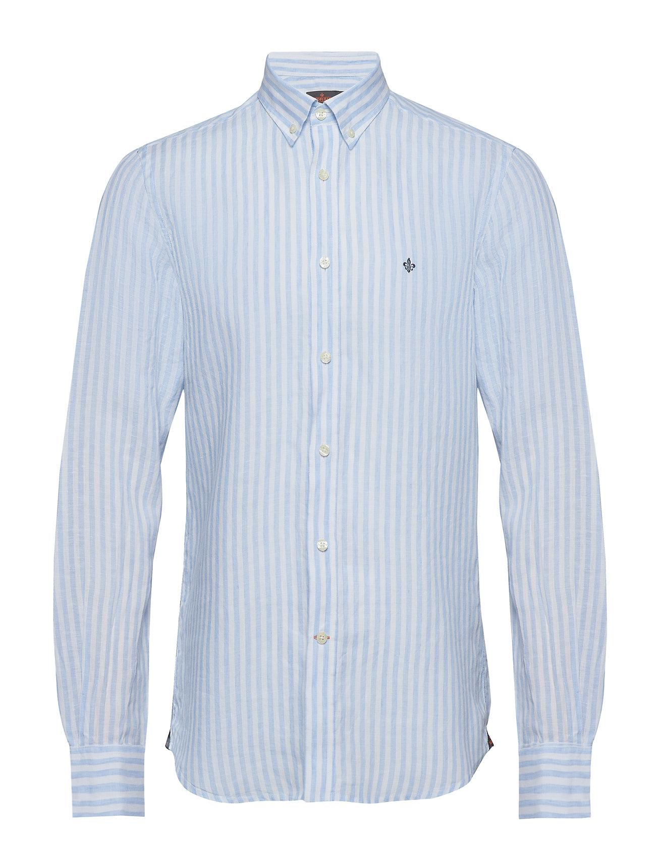 Morris Emanuel Button Down Shirt - LIGHT BLUE