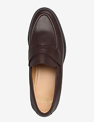 Morris - Morris Penny Loafers - loafers - brown - 3