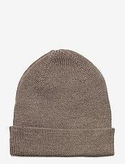 Morris - Wells Beanie - bonnet - brown - 1