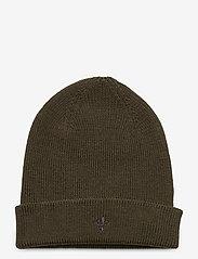 Morris - Wells Beanie - bonnet - olive - 0