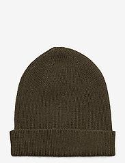 Morris - Wells Beanie - bonnet - olive - 1