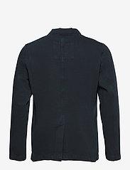 Morris - Claridge Blazer - single breasted blazers - blue - 2