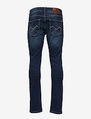 Morris - Steve Satin Jeans - skinny jeans - dk wash - 2