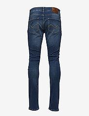 Morris - Steve Satin Jeans - skinny jeans - semi dark wash - 2