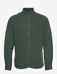 Lucien Button Down Shirt - GREEN