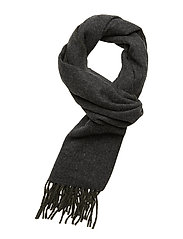 Morris Double Face Scarf - GREY