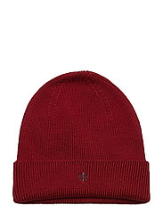 Wells Beanie - RED