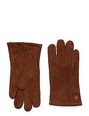 Morris Suede Gloves - CAMEL
